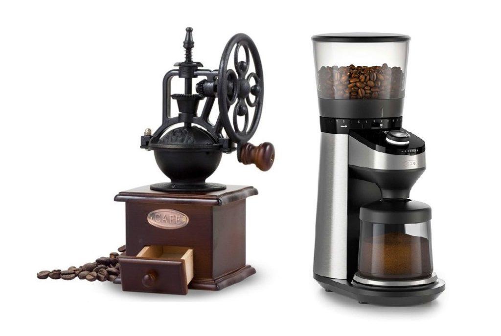 آسیاب قهوه پرشین استیل آسیا