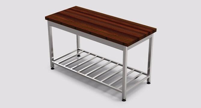 میز تخته کار - میز تخته کار چوبی