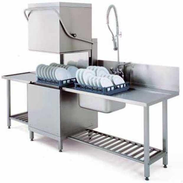 ماشین ظرفشویی صنعتی - ماشین ظرفشویی صنعتی