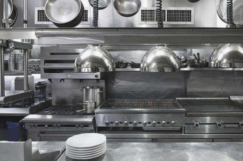تجهیزات راه اندازی رستوران