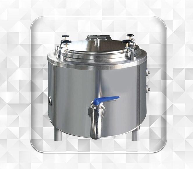 دیگ چلوپز صنعتی 300 لیتری